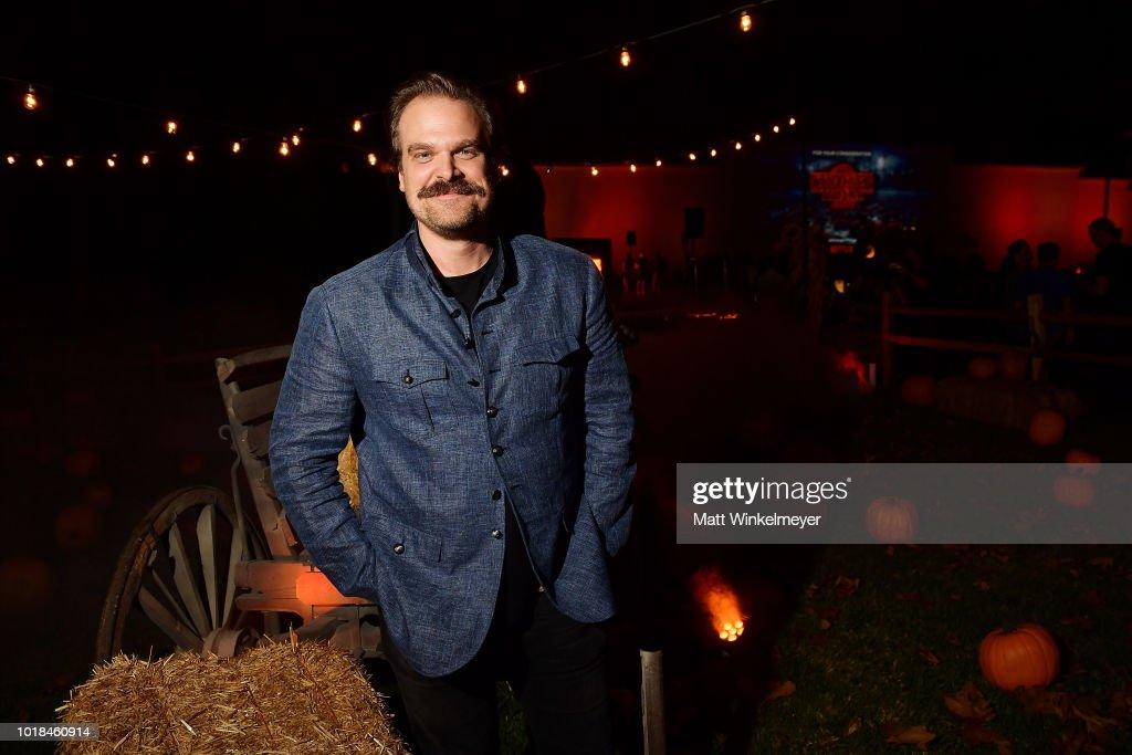 "Netflix's ""Stranger Things"" Celebrates 12 Emmy Nominations : ニュース写真"