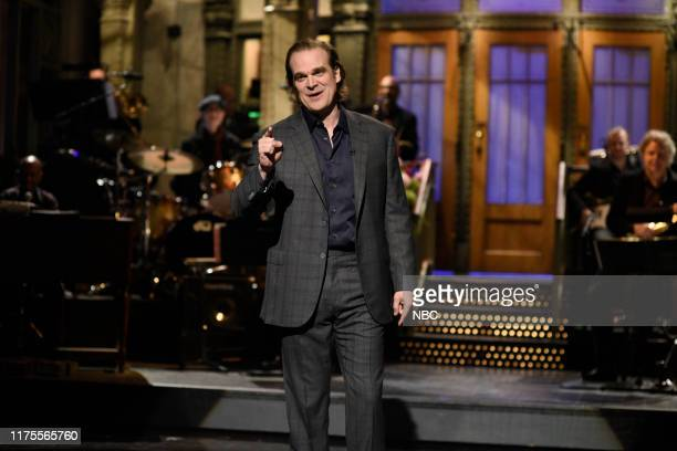 LIVE David Harbour Episode 1770 Pictured Host David Harbour during the monologue on Saturday October 12 2019