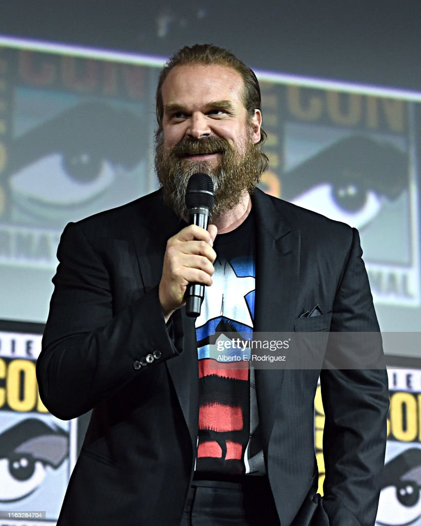 Marvel Studios Hall H Panel : ニュース写真