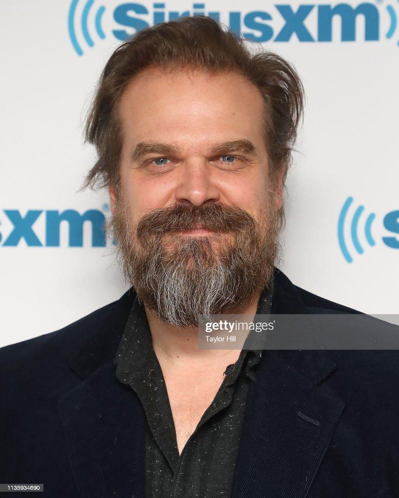 Celebrities Visit SiriusXM - April 9, 2019 : News Photo