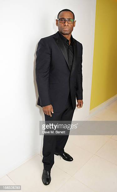 David Harewood attends the English National Ballet Christmas Party at St Martins Lane Hotel on December 13 2012 in London England