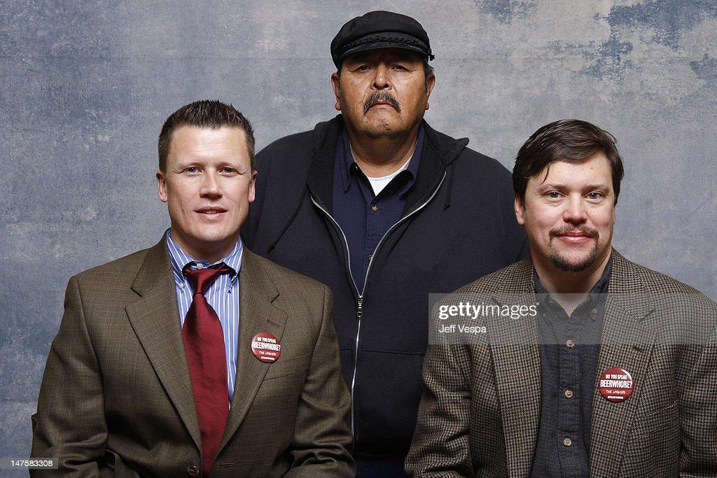 """2008 Sundance Film Festival - """"The Linguists"""" Portraits"""