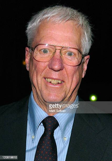 David Hartman during Academy of Television Arts Sciences Presents A Tribute To Fred Rogers at Academy of Television Arts Sciences in North Hollywood...