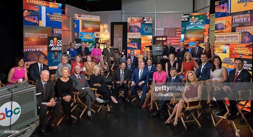 """Good Morning America's"" 40th Anniversary"