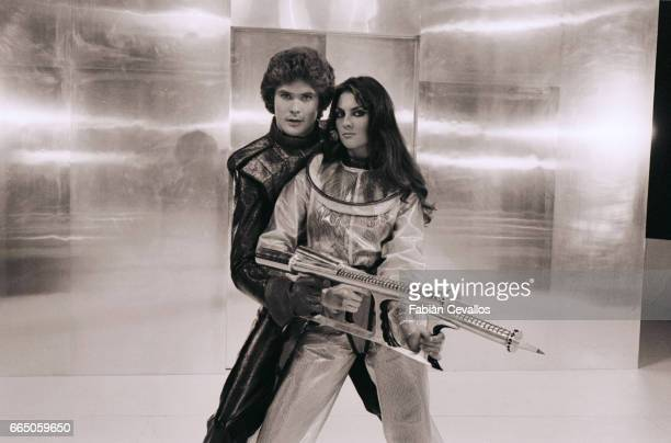 David Hasselhoff and Caroline Munro appear in the science fiction movie Starcrash by director Luigi Cozzi The Italian film released in 1979 is also...