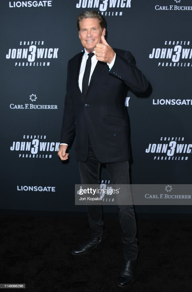 "Special Screening Of Lionsgate's ""John Wick: Chapter 3 - Parabellum"" - Arrivals : News Photo"