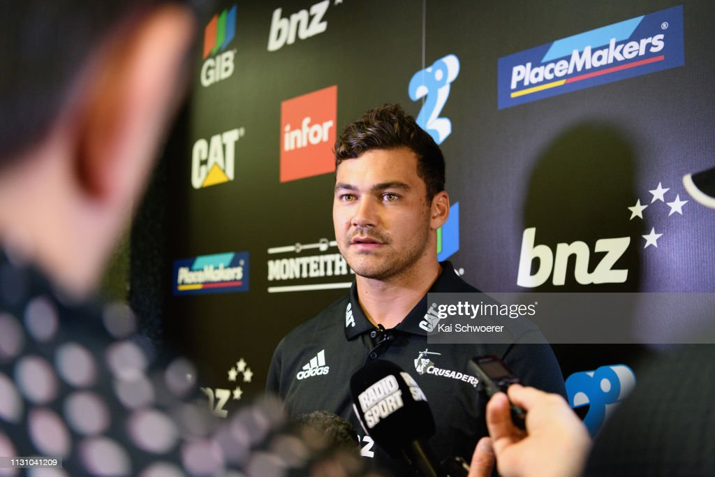 NZL: Crusaders Media Session