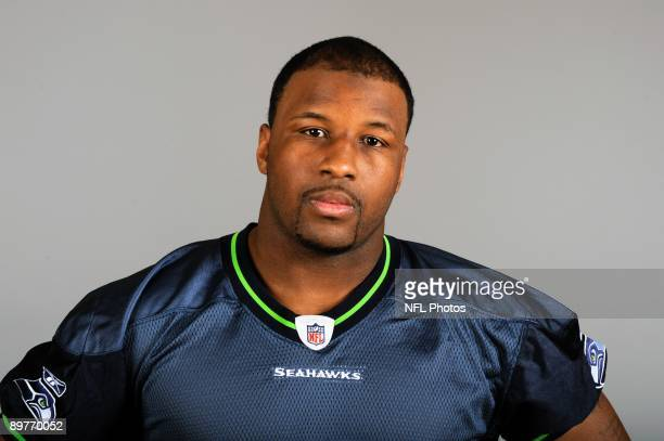 David Hawthorne of the Seattle Seahawks poses for his 2009 NFL headshot at photo day in Seattle Washington