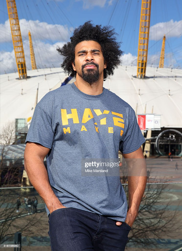 Former World Champion David Haye Announces He Will Face Undefeated Arnold Gjergjaj