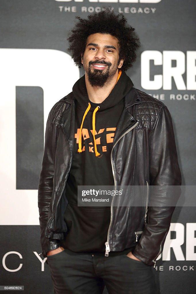 """Creed"" - European Premiere - Red Carpet Arrivals"