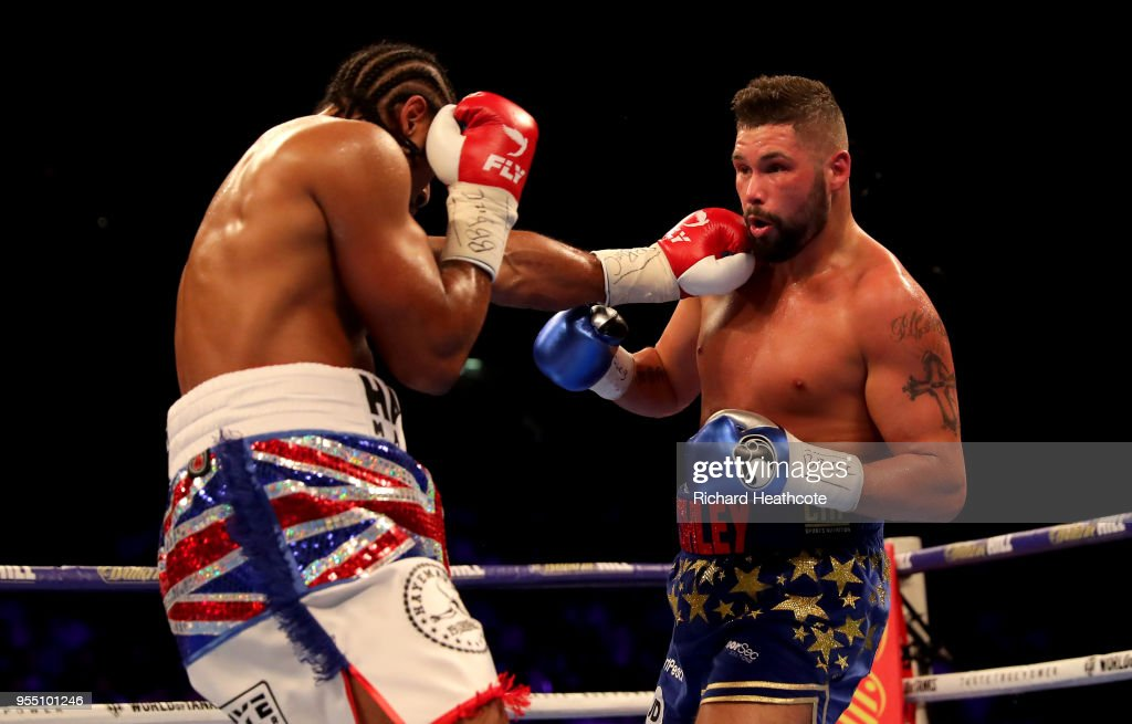 Tony Bellew admits he wants to avenge Adonis Stevenson defeat before retirement