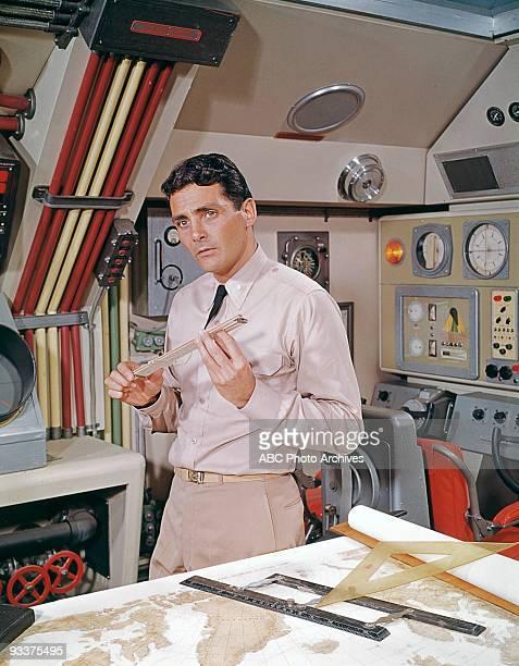 SEA David Hedison Portrait 9/18/66 David Hedison as Captain Lee Crane of the Seaview an atomic submarine of the future