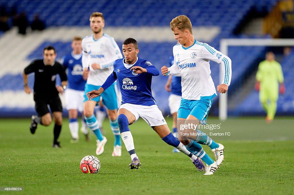Everton v Schalke: Premier League International Cup : News Photo
