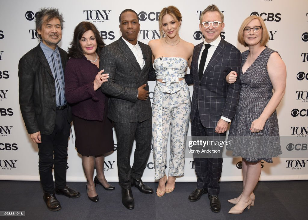 2018 Tony Awards Nominations Announcement