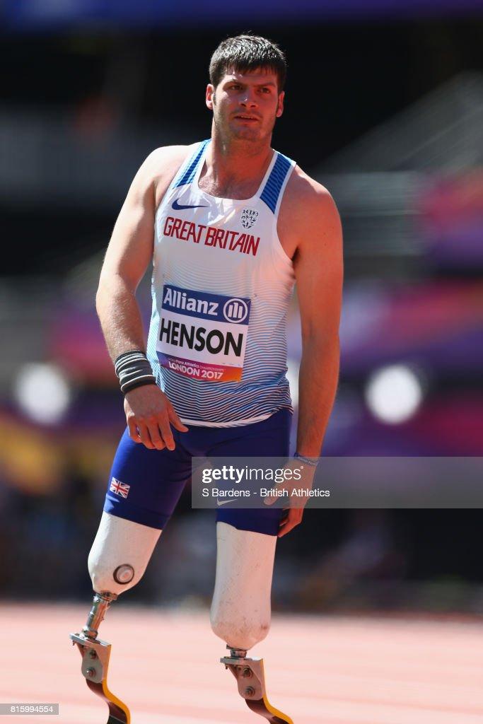 IPC World ParaAthletics Championships 2017 London - Day Four