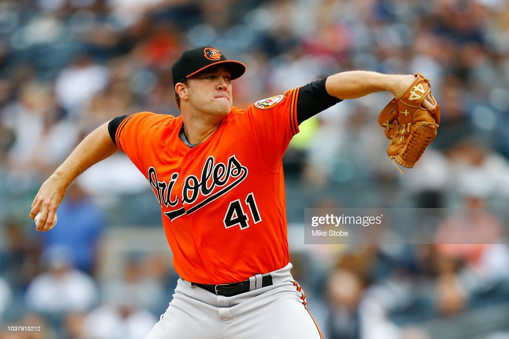 Baltimore Orioles v New York Yankees