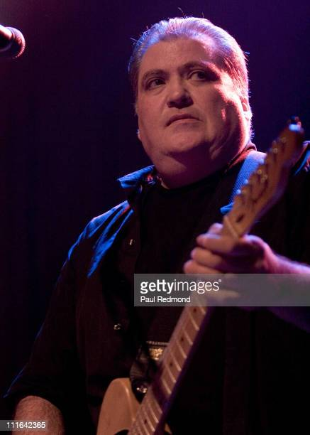 David Hidalgo of Los Lobos during From Malibu With Love A Benefit Concert For The Midnight Mission March 23 2007 at Malibu Performing Arts Center in...