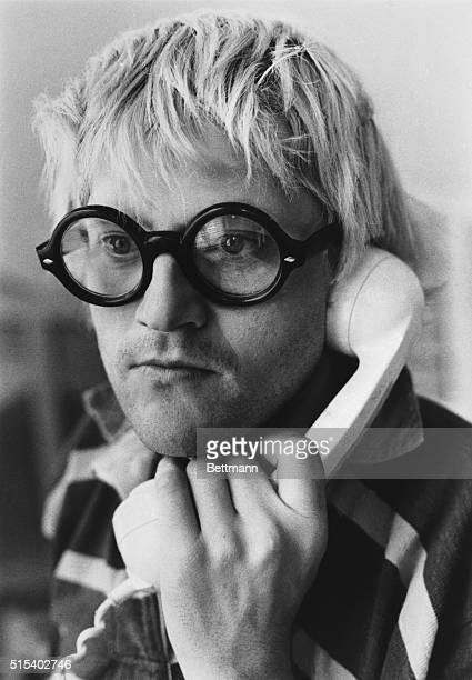 David Hockney one of Britain's hottest artists says she is a painter of boredom and lonesomeness He has been called the world's most fashionable...