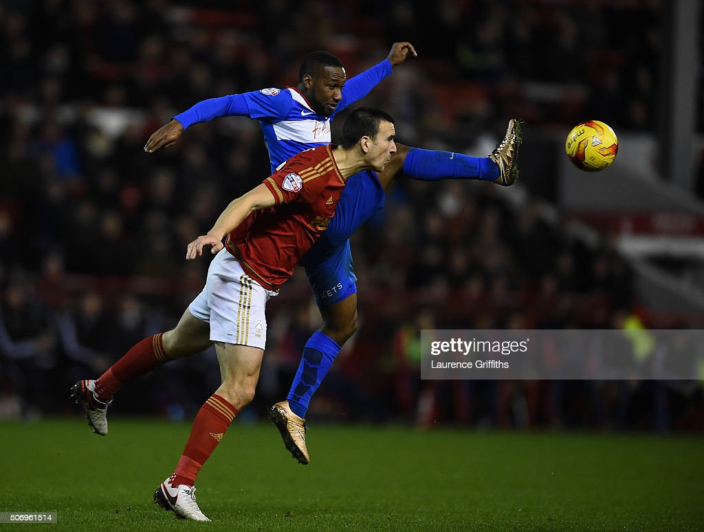 Nottingham Forest v Queens Park Rangers   - Sky Bet Championship