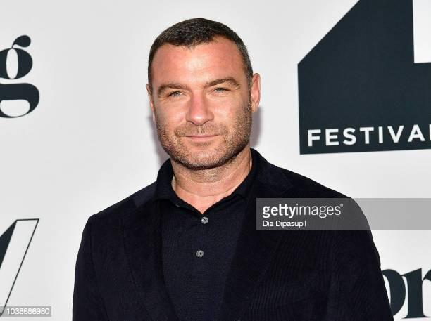 David Hollander speaks at the 'Ray Donovan' Season 6 Premiere panel during the 2018 Tribeca TV Festival at Spring Studios on September 23 2018 in New...