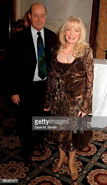 David Horovitch and Alison Steadman attend the Evening Standard Theatre Awards the annual theatrical awards hosted by the London newspaper at The...
