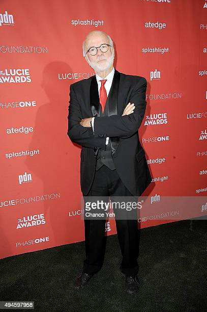David Hume Kennerly attends 13th Annual Lucie Awards at Zankel Hall, Carnegie Hall on October 27, 2015 in New York City.