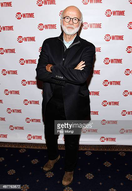 David Hume Kennerly Executive Producer The Spymasters attends the red carpet and private screening of Showtime's documentary The Spymasters CIA In...