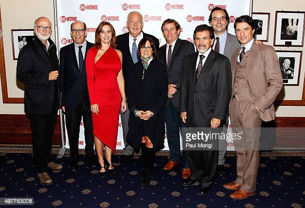 David Hume Kennerly, Executive Producer, The Spymasters, Matt Blank, Chairman and Chief Executive Officer,ÊShowtime Networks Inc., Gina Bennett, Sr....