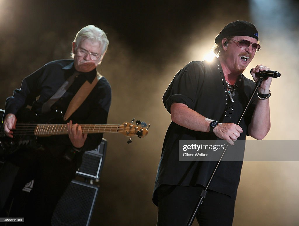 Toto Perform At The Greek Theatre Photos and Images   Getty Images