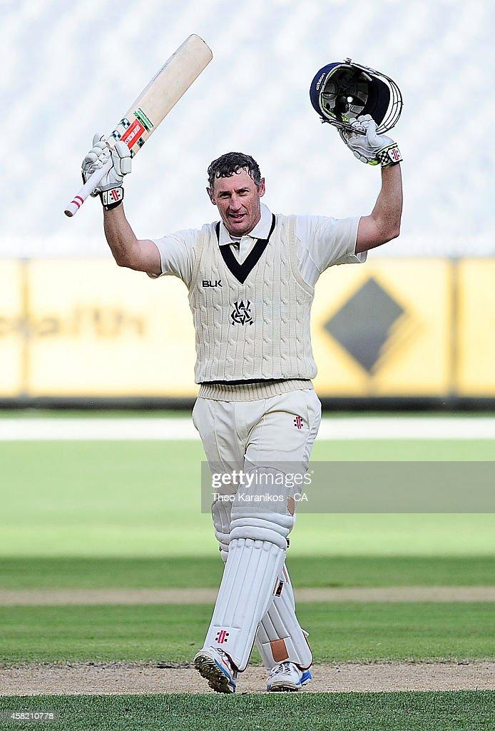 VIC v NSW - Sheffield Shield: Day 2
