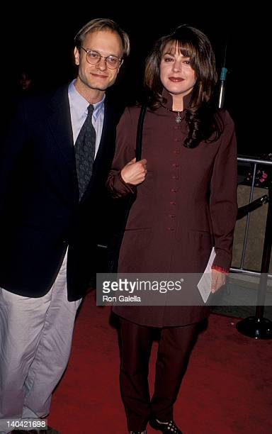 David Hyde Pierce and Jane Leeves at the World Premiere of 'Mary Shelley's Frankenstein' Cineplex Odeon Cinema Century City
