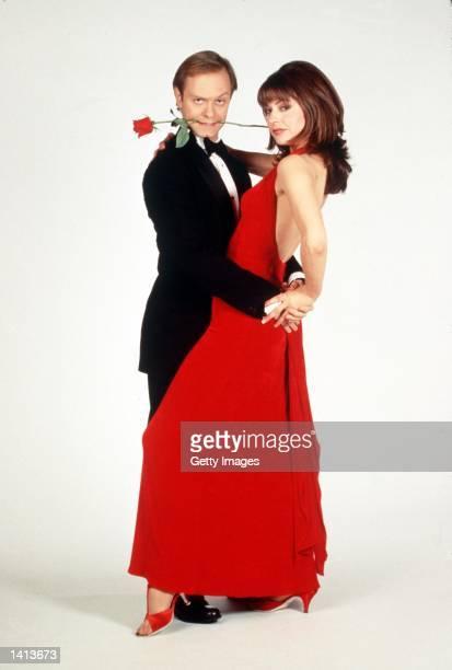 "David Hyde Pierce and Jane Leeves star in ""Frasier."" Photo credit: Paul Drinkwater NBC, Inc."
