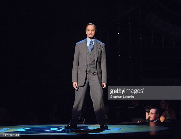 """David Hyde Pierce announces an upcoming performance from """"Curtains"""""""