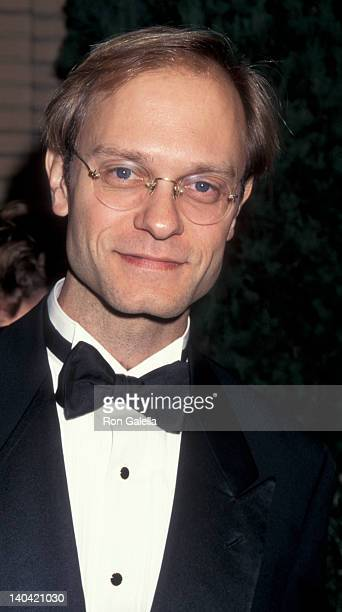David Hyde Pierce at the 6th Annual Fire Ice Ball Barney's New York Store Beverly Hills