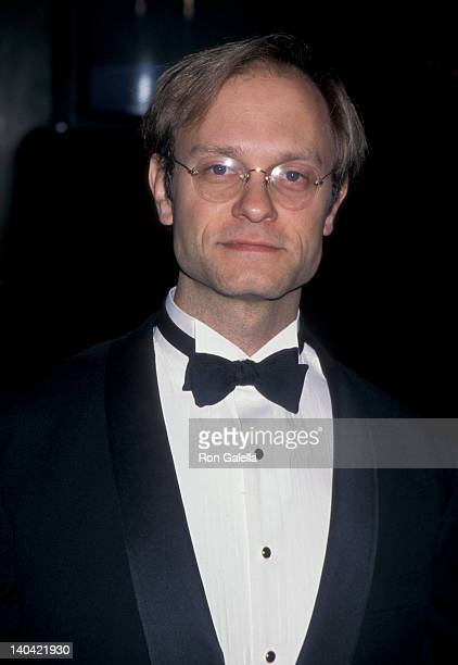 David Hyde Pierce at the Opening of the New Museum of Television Radio Beverly Hills