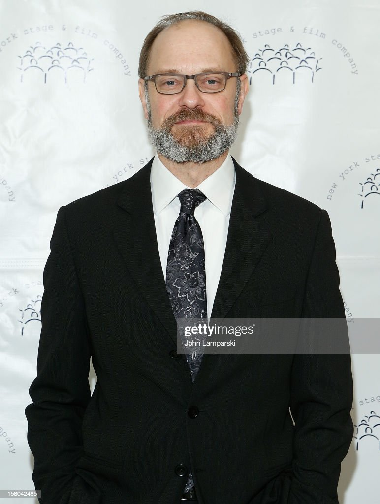 David Hyde Pierce attends 2012 New York Stage And Film Winter Gala at The Plaza Hotel on December 9, 2012 in New York City.