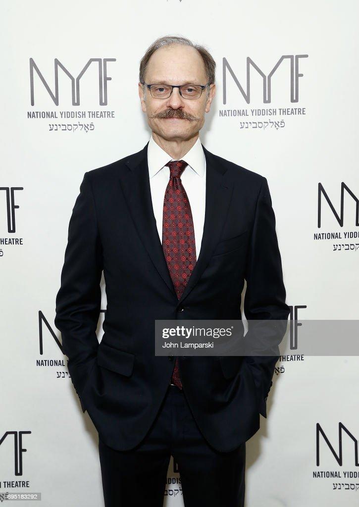 "2017 National Yiddish Theatre Folksbiene ""Broadway: A Jewish American Legacy"" Honoring Jerry Zaks : News Photo"