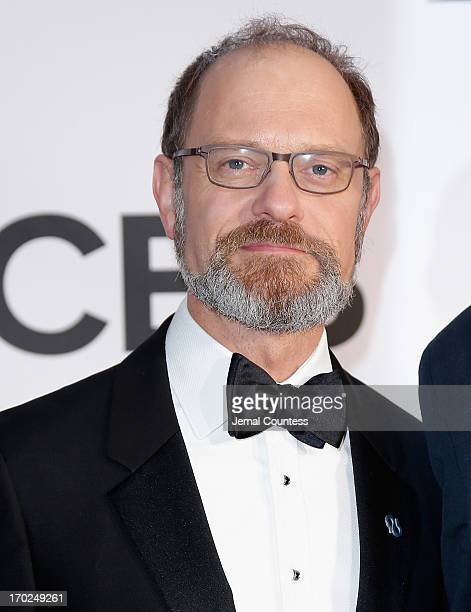 David Hyde Pierce attends The 67th Annual Tony Awards at Radio City Music Hall on June 9 2013 in New York City