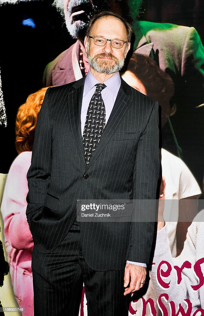 David Hyde Pierce attends the 'Vanya and Sonia and Masha and Spike,' press night at Mitzi E. Newhouse Theater on November 12, 2012 in New York City.