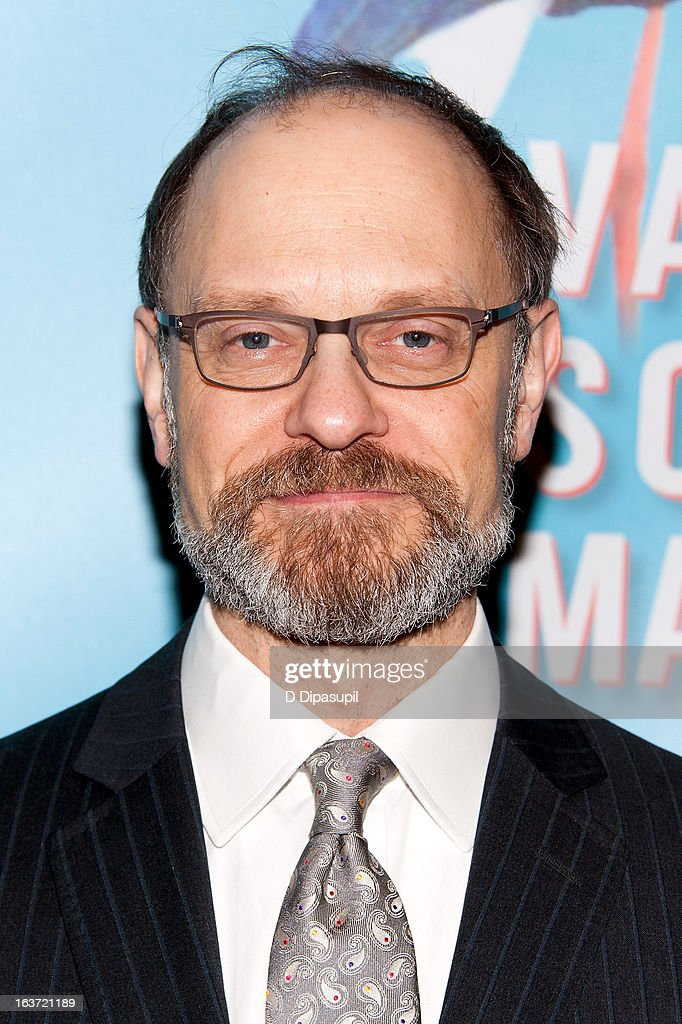 David Hyde Pierce attends the 'Vanya And Sonia And Masha And Spike' Broadway Opening Night After Party at Gotham Hall on March 14, 2013 in New York City.