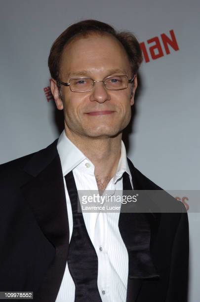 David Hyde Pierce during 59th Annual Tony Awards Planet Hollywood After Party at Planet Hollywood in New York City New York United States