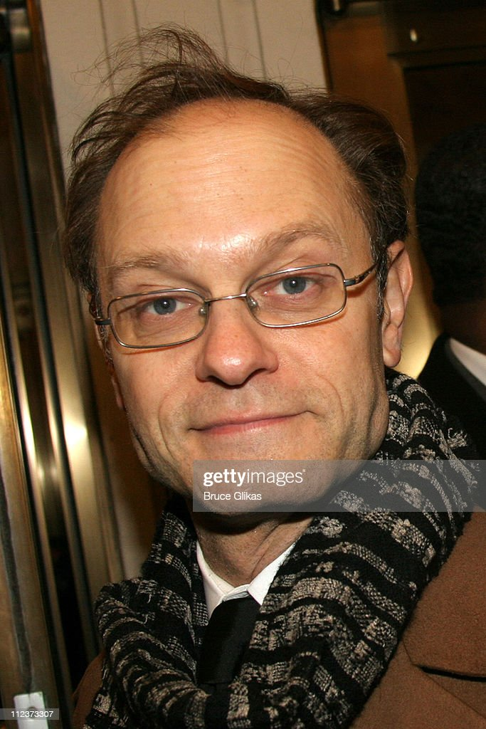 David Hyde Pierce during 'Chita Rivera: The Dancer's Life' Broadway Opening Night - Arrivals at The Gerald Schoenfeld Theatre in New York City, New York, United States.