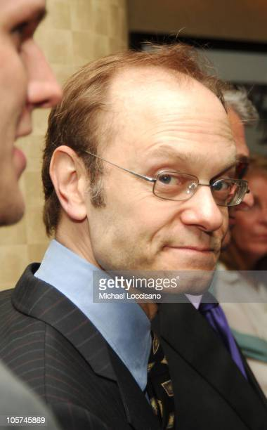 David Hyde Pierce during The 71st Annual Drama League Awards Inside Arrivals at Marriott Marquis Hotel in New York City New York United States