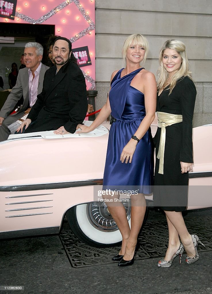 """Grease Is The Word"" - Press Photocall - March 28, 2007 : News Photo"