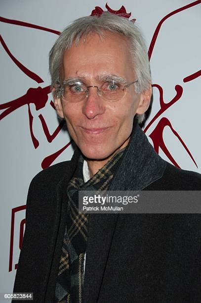 David Ives attends Gran Centenario Tequila presents The 24 Hour Plays on Broadway at Whisky Bar W Hotel Times Square NYC on October 23 2006