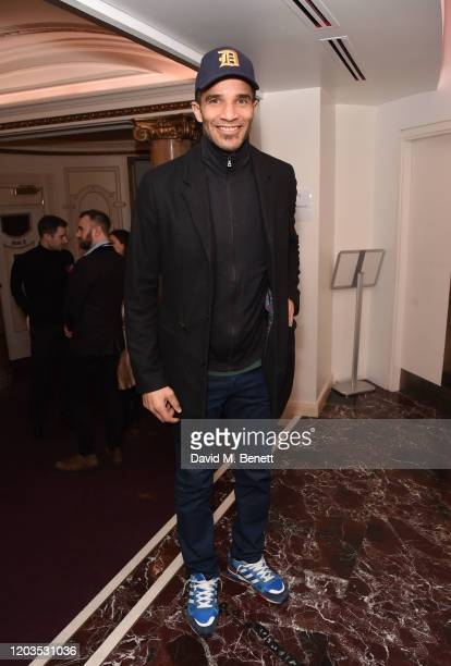 David James attends the press night performance of Madam Butterfly part of the English National Opera's 2019/20 season at The London Coliseum on...