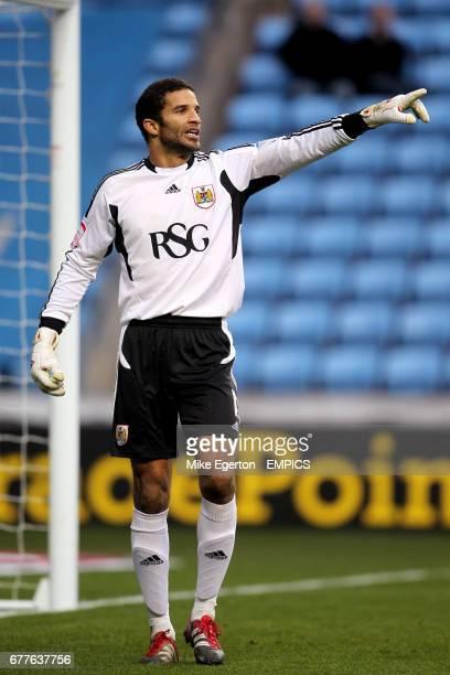 David James, Bristol City goalkeeper