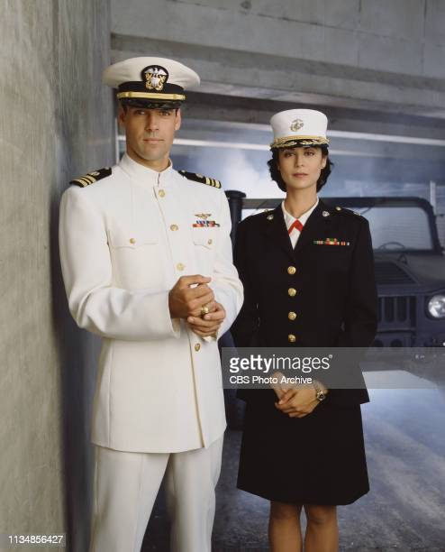David James Elliot and Catherine Bell October 5 1996