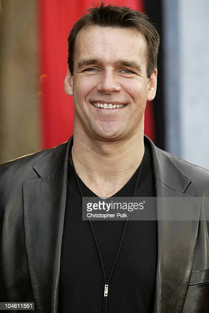 David James Elliot during 101 Dalmatians 2 Patch's London Adventure DVD World Premiere at El Capitan Theatre in Hollywood CA United States