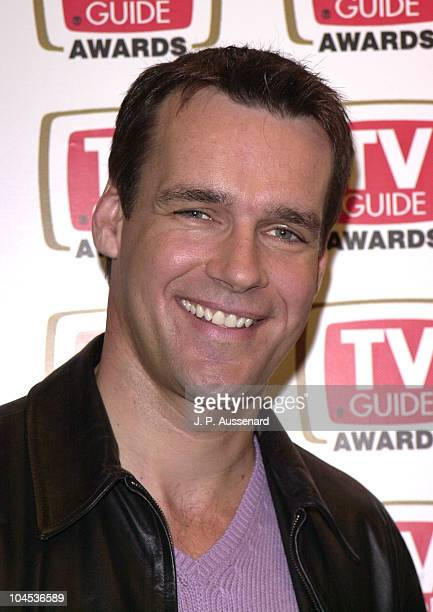 David James Elliot during The 3rd Annual TV Guide Awards Press Conference to Announce Finalists at Bevery Hills Hotel in Beverly Hills California...